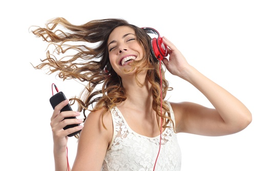 استغلال تاثيرالموسيقى